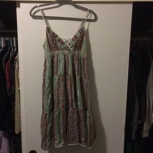 Urban Outfitters, vintage inspired, babydoll dress